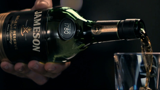jameson select reserve werner maritz cinemaphotographer